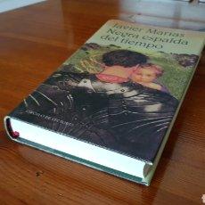 Libros: NEGRA ESPALDA DEL TIEMPO JAVIER MARIAS. Lote 296914178