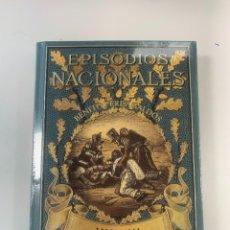 Libros: EPISODIOS NACIONES BENITO PÉREZ GALDÓS - LUCHANA - NUEVO. Lote 296942038