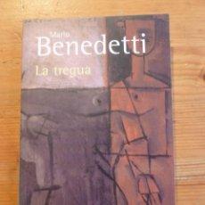 Libros: LA TREGUA.MARIO BENEDETTI. ALIANZA ED. BOLSILLO. Lote 94376755