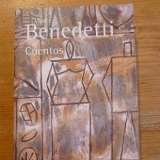 Libros: CUENTOS.MARIO BENEDETTI. ALIANZA ED. 2000 294 PAG. Lote 47958081