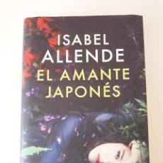 Libros: EL AMANTE JAPONES, ISABEL ALLENDE, PLAZA Y JANÉS. Lote 65798786