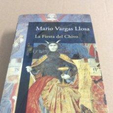 Libros: LA FIESTA DEL CHIVO. Lote 75055586