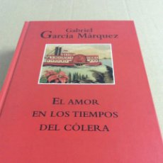 Libros: EL AMOR EN LOS TIEMPOS DEL CÓLERA. Lote 75059131