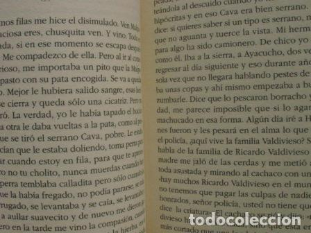 Libros: Una Historia No Oficial/ Mario Vargas Llosa/ Espasa Calpe/ 1999/ Narrativa s. XX - Foto 7 - 79825305