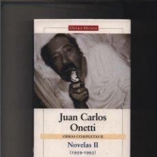 Libros: OBRAS COMPLETAS. VOL. II - NOVELAS II (1959-1993) ONETTI, JUAN CARLOS GALAXIA GUTENBERG, 2010.M. Lote 179236923