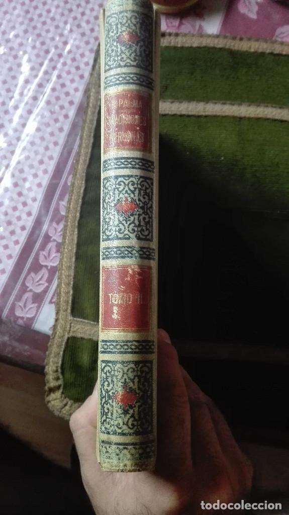 Libros: tradiciones peruanas.Ricardo Palma.1894. - Foto 7 - 100023063