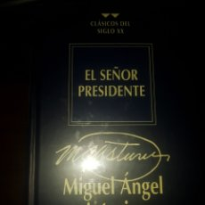 Libros: EL SEÑOR PRESIDENTE. Lote 119450686