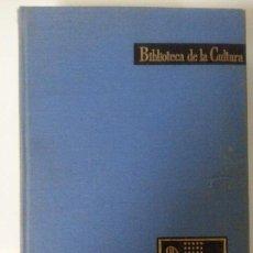 Libros: LITERATURA UNIVERSAL - G.DIAZ PLAJA. Lote 120758115