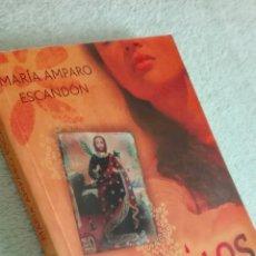 Libros: SANTITOS - MARÍA AMPARO ESCANDÓN. Lote 132350214