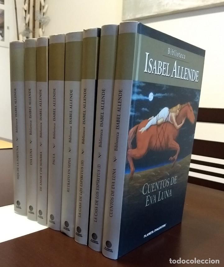 COLECCIÓN DE LIBROS DE ISABEL ALLENDE (Libros Nuevos - Narrativa - Literatura Hispanoamericana)