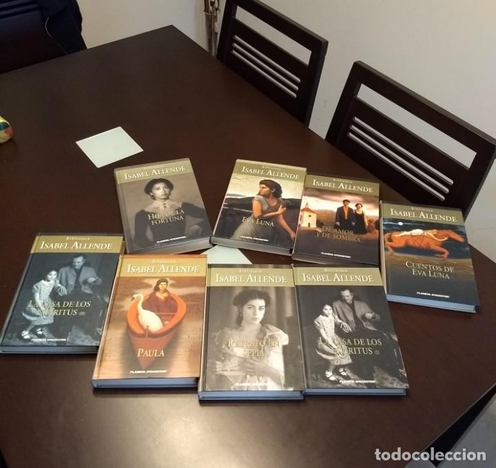 Libros: Colección de libros de Isabel Allende - Foto 2 - 137113882