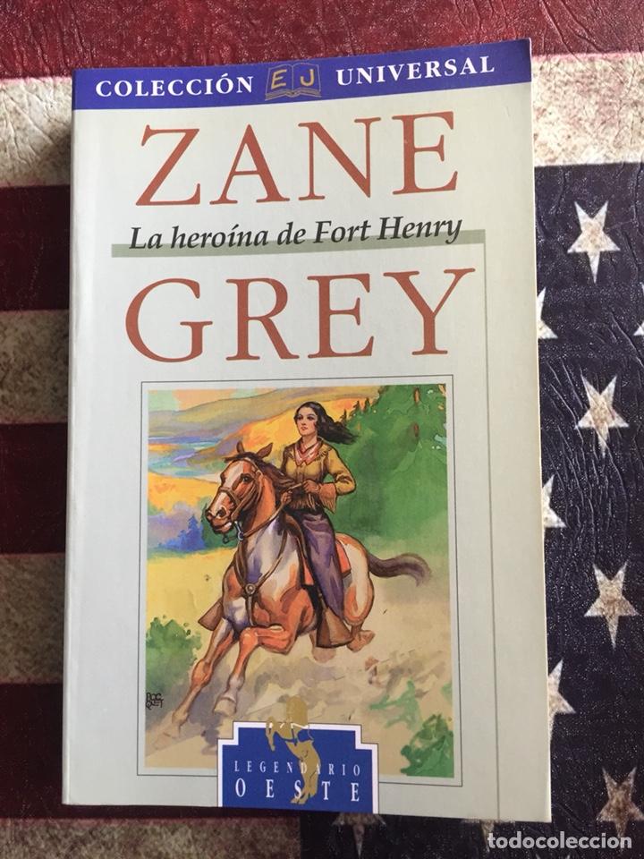 LA HEROÍNA DE FORT HENRY (Libros Nuevos - Narrativa - Literatura Hispanoamericana)