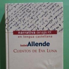 Libros: LIBRO CUENTOS DE EVA LUNA. Lote 150150152
