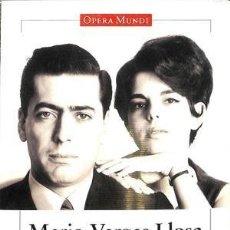 Libros: OBRAS COMPLETAS I. NARRACIONES Y NOVELAS (1959-1967) DE VARGAS LLOSA, MARIO GALAXIA. Lote 161429918