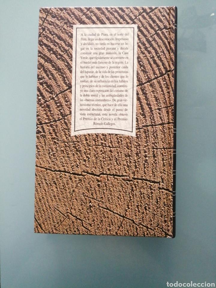 Libros: La casa verde - Foto 2 - 174452050