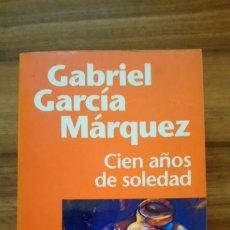 Libros: CIEN AÑOS DE SOLEDAD - GARCÍA MÁRQUEZ, GABRIEL. Lote 175114092