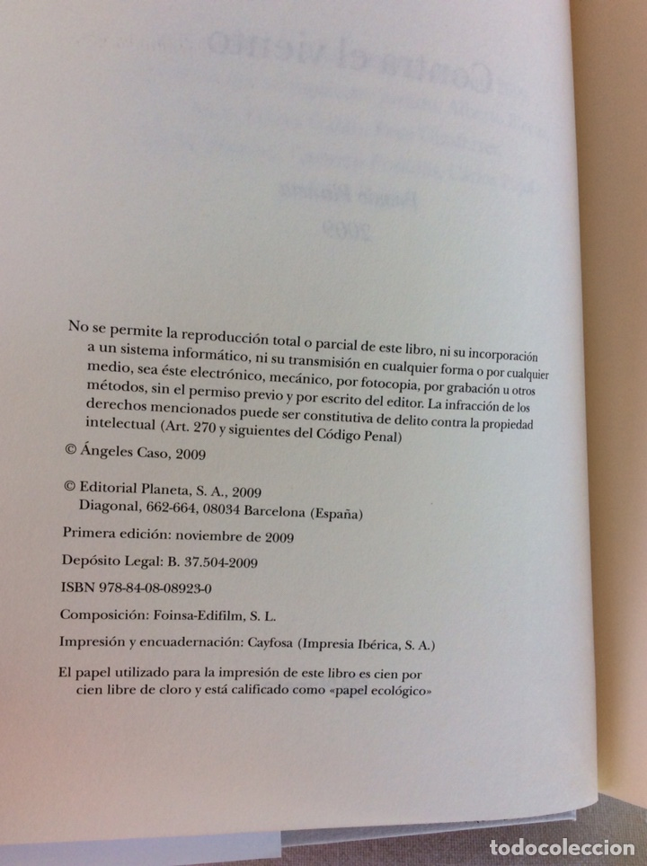 Libros: Ángeles Caso - Foto 3 - 176082453