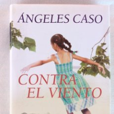 Libros: ÁNGELES CASO. Lote 176082453