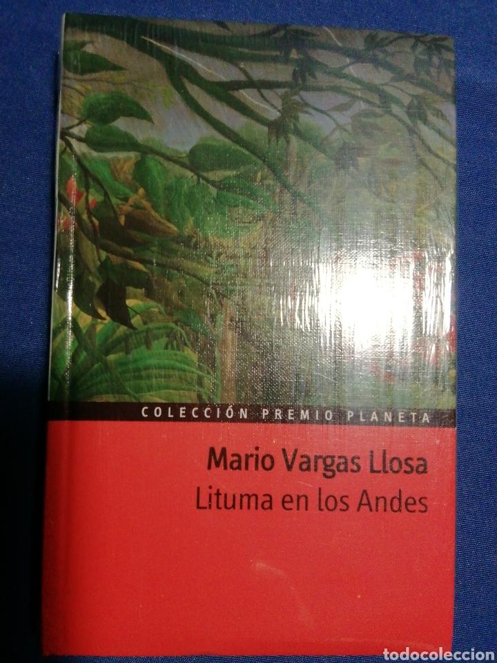 LITUMA EN LOS ANDES. MARIO VARGAS LLOSA. NUEVO (Libros Nuevos - Narrativa - Literatura Hispanoamericana)
