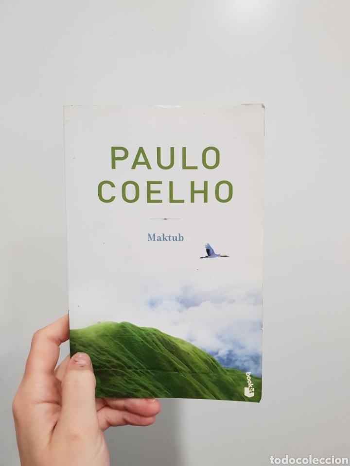 MAKTUB - PAULO COELHO (Libros Nuevos - Narrativa - Literatura Hispanoamericana)