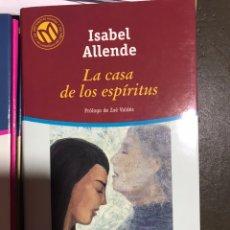 Libros: LA CASA DE LOS ESPÍRITUS. ISABEL ALLENDE.. Lote 182703493