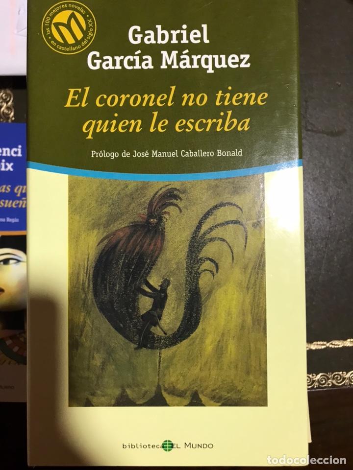EL CORONEL NO TIENE QUIÉN LE ESCRIBA. GABRIEL GARCÍA MÁRQUEZ (Libros Nuevos - Narrativa - Literatura Hispanoamericana)
