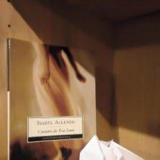 Libros: CUENTOS DE EVA LUNA - ISABEL ALLENDE - DEBOLSILLO. Lote 185706707