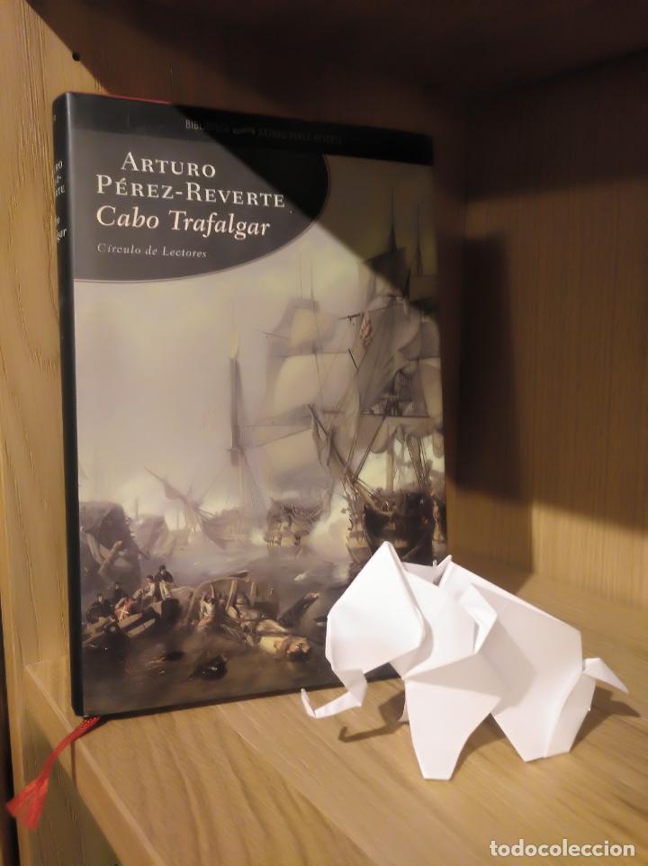 CABO TRAFALGAR - ARTURO PÉREZ REVERTE - CÍRCULO DE LECTORES (Libros Nuevos - Narrativa - Literatura Hispanoamericana)