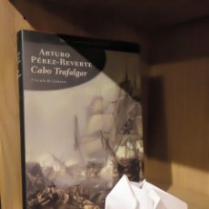 Libros: CABO TRAFALGAR - ARTURO PÉREZ REVERTE - CÍRCULO DE LECTORES. Lote 185706722