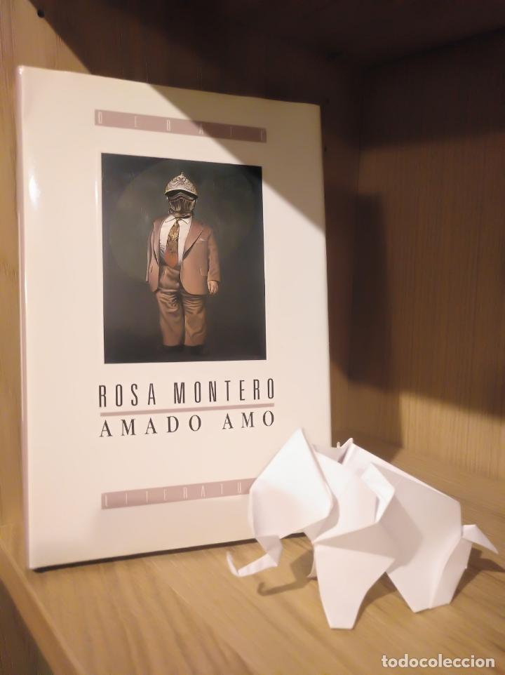 AMADO AMO - ROSA MONTERO - DEBATE (Libros Nuevos - Narrativa - Literatura Hispanoamericana)