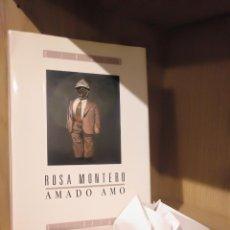 Libros: AMADO AMO - ROSA MONTERO - DEBATE. Lote 185706742