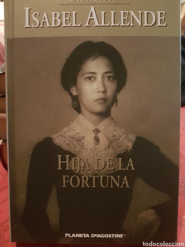 ISABEL ALLENDE. HIJA DE LA FORTUNA (Libros Nuevos - Narrativa - Literatura Hispanoamericana)