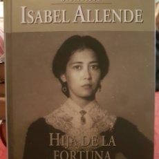 Libros: ISABEL ALLENDE. HIJA DE LA FORTUNA. Lote 190032050