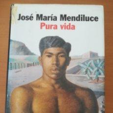 Libros: LIBRO PURA VIDA. Lote 198557591