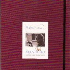 Libros: (MUJICA LAINEZ, M.) MANRIQUE GIRÓN, R.; PÉREZ MÍGUEZ, C. - MANUCHO. EL MUNDO DE MANUEL MUJICA LAINEZ. Lote 201917543
