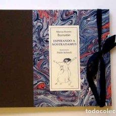 Libros: BARNATÁN, MARCOS RICARDO; SOBISCH, PABLO - ESPERANDO A NOSTRADAMUS - PRIMERA EDICIÓN. Lote 202766145