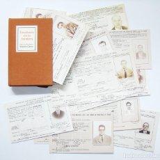 Libros: GRECO, MARTÍN - ESCRITORES EN LA FRONTERA - PRIMERA EDICIÓN. Lote 202766523