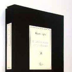 Libros: PIGLIA, RICARDO - EL LAUCHA BENÍTEZ CANTABA BOLEROS - EDICIÓN FACSIMILAR. Lote 202904383