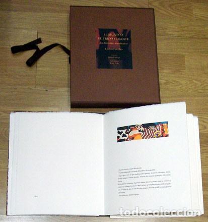 Libros: Fuentes, Carlos; Tola, José - El Muñeco. El trigo errante. Dos historias recobradas - Foto 4 - 202904731