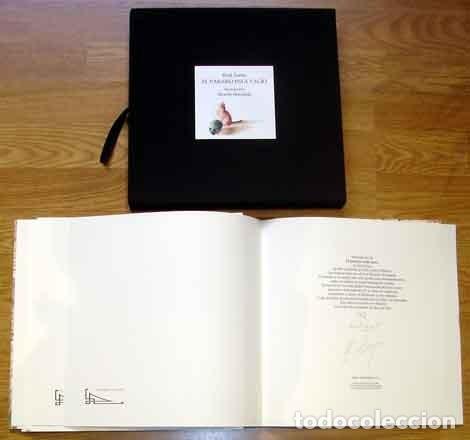 Libros: Zurita, Raúl - El paraíso está vacío - EDICIÓN FIRMADA Y NUMERADA - Foto 4 - 202904915