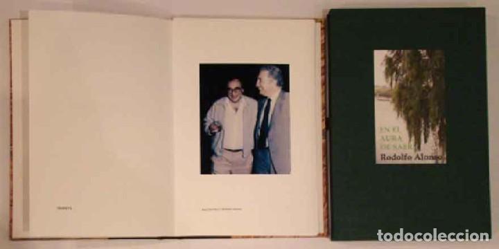 Libros: (Saer, Juan José) Alonso, Rodolfo - En el aura de Saer. Un homenaje - PRIMERA EDICIÓN - Foto 3 - 202905283