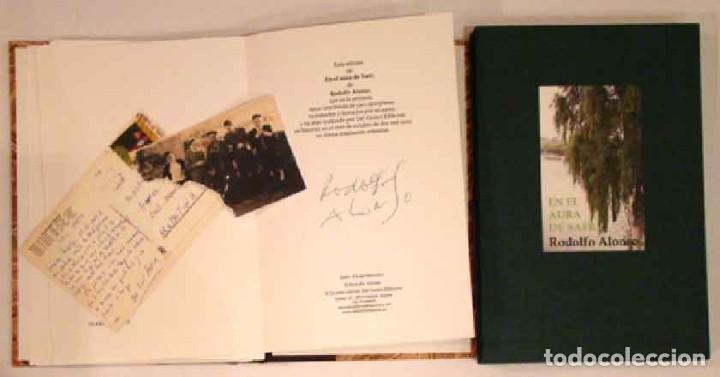 Libros: (Saer, Juan José) Alonso, Rodolfo - En el aura de Saer. Un homenaje - PRIMERA EDICIÓN - Foto 4 - 202905283