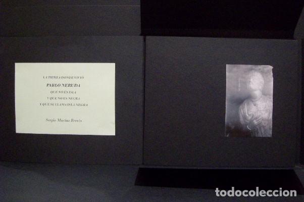 Libros: (Neruda, Pablo) Macías Brevis; Claudio F. Pérez Míguez - En torno a Isla Negra. - PRIMERA EDICIÓN - Foto 2 - 202906425