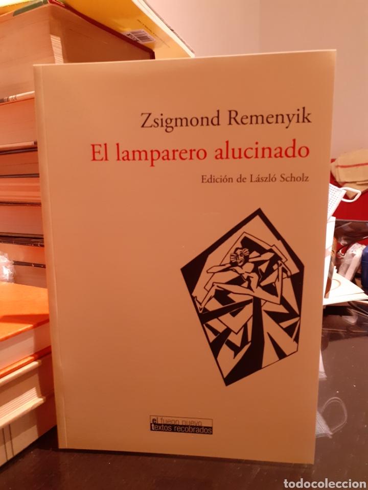 EL LAMPARERO ALUCINADO (Libros Nuevos - Narrativa - Literatura Hispanoamericana)