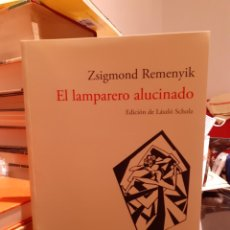 Libros: EL LAMPARERO ALUCINADO. Lote 203143050
