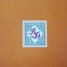 Libros: DARÍO, RUBÉN; GOSÉ, JAVIER - CUENTO DE PASCUAS - EDICIÓN FACSIMIL. Lote 203193516