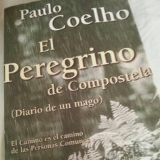 Livres: PAULO COELHO - EL PEREGRINO DE COMPOSTELA -PLANETA. Lote 206525372