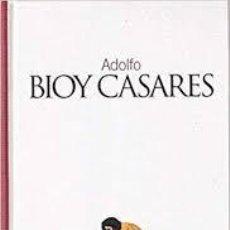 Libros: ADOLFO BIOY CASARES - LA INVENCIÓN DE MOREL. Lote 206963568