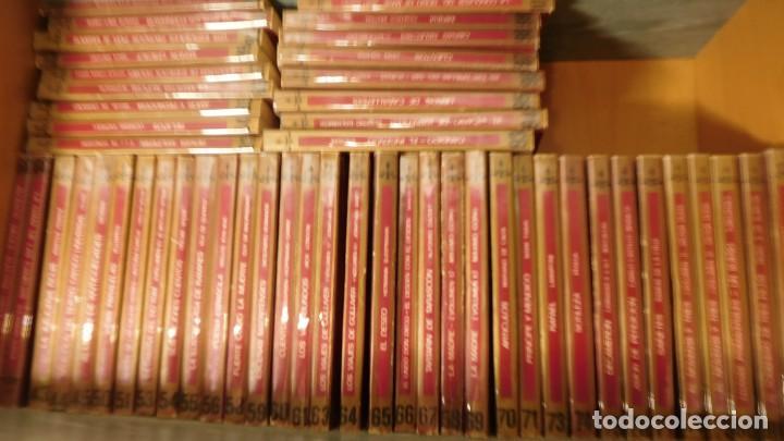 91 OBRAS LITERARIAS ESPAÑOLAS, EDIT. LIBRA, COLECCIÓN PÚRPURA, AÑOS 1970-71 (Libros Nuevos - Narrativa - Literatura Hispanoamericana)