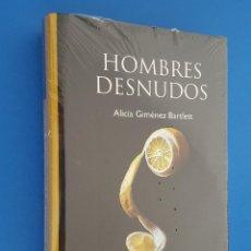 Libros: LIBRO / ALICIA GIMENEZ BARTLETT - HOMBRES DESNUDOS / EDITORIAL PLANETA, PREMIO PLANETA 2015. Lote 208593480